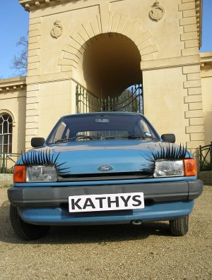 Lashes 4 Cars